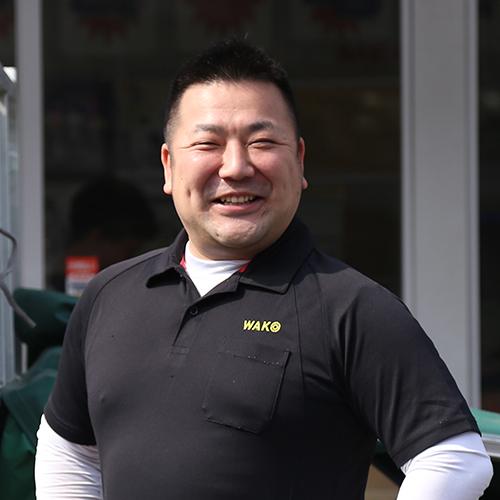 代表取締役 飯塚 貴利